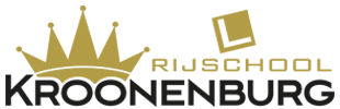 Rijschool Kroonenburg Logo